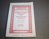 Operatic Anthology - Volume 1: Soprano and Piano Paperback Sheet Music Book from 1955
