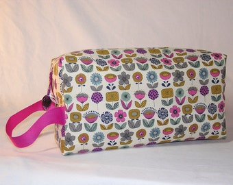 Ditsy Garden Project Bag