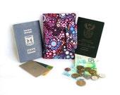 passport holder - passport case for 2 - passport wallet - womens travel wallet - travel organizer - passport cover - travel gifts for women