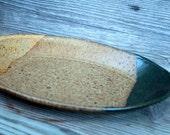 Beautiful Modern Pottery Platter