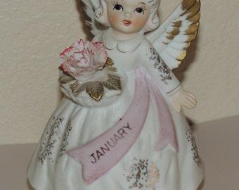 Lefton January Musical Angel