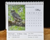 Personalized Promotional Calendar 2016