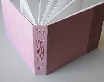 Lilac Linen & Lace Album