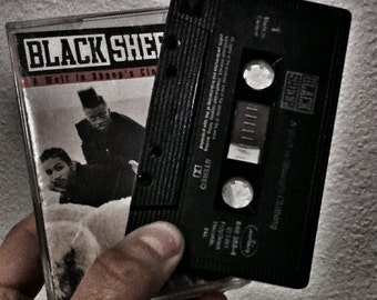 Black Sheep A Wolf In Sheep's Clothing Cassette Tape