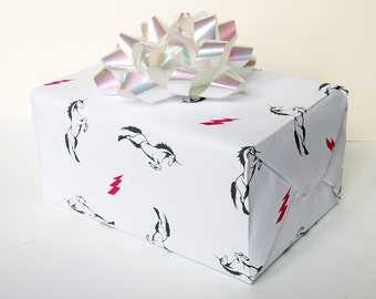 Wrapping Paper - Unicorn Wrap
