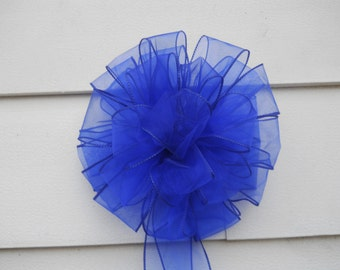 Wedding Pew Bows, Order Any Color, Any Amount