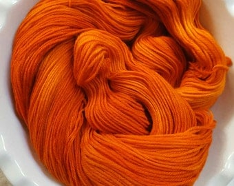 Sweet Sassy Molassy -- Posh Socks -- Hand Painted Cashmere/Merino/Nylon Sock Yarn