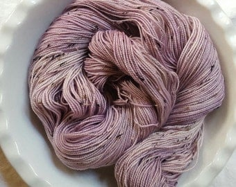 Peculiarly Precocious -- Vintage Sock -- 85/15 Blend of Superwash BFL and Nylon NEP
