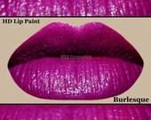 Pink Purple HD Lip Paint- Burlesque