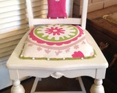 Vintage Shabby Chic Desk Chair