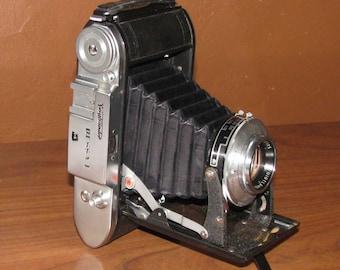 Antique Voigtlander Bessa I camera, circa 1940