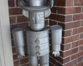 Primitive Tin Man