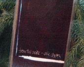 Eric Clapton Cassette Ornament