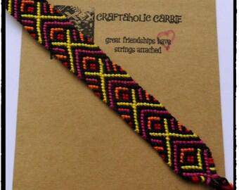 Woven Friendship Bracelet #53910