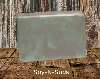 PATCHOULI Soap ~ Bar Soap ~ Homemade Soap ~ Handcrafted Soap ~ Scented with Essential Oil