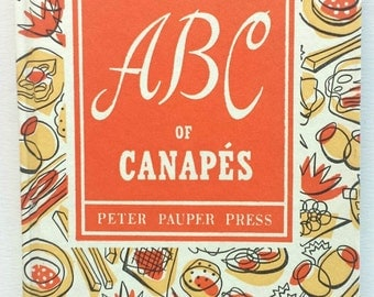 The ABC of Canapes 1953