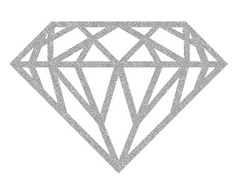 Diamond Decal Sticker