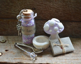 Tooth Fairy Kit - Lilac