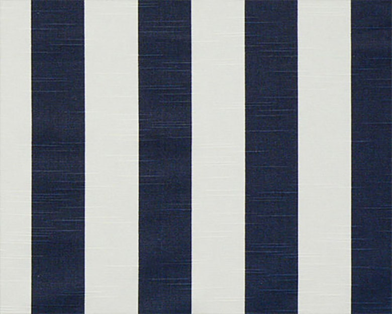 Navy And White Stripe Curtains Curtain Panels By Spcustomdrapery