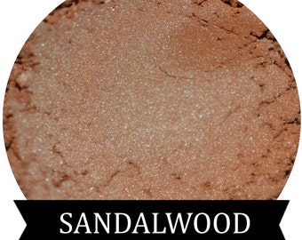 Tan Eyeshadow SANDALWOOD