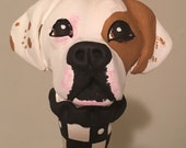 Customize Your Dog  Wine Stopper IV
