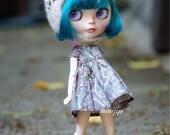 Blythe Simply Smock Dress