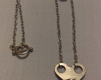 Steamy Key Necklace #2