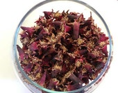 7oz Dried real pomegranate flower buds for crafting and decorating purposes