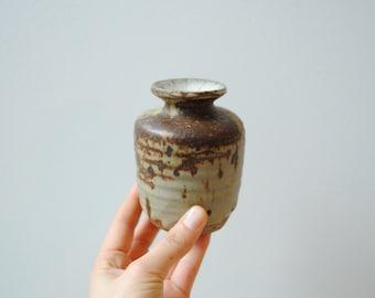 Handmade Vintage Studio Pottery Vase