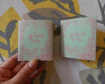 Plant Life zine