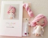 Sparkle - Chibi Angel Pattern Kit