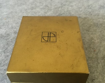 Parfum JOY de Jean Patou Paris Vintage Box