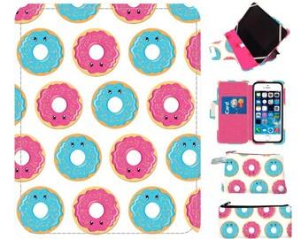 Kawaii Donut Ipad Mini case Ipad Air Case Ipad 4 Case Kindle Case Nook Case Ipad Air 2 case Ipad mini case Ipad Mini 3 case