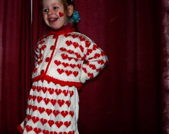 Baby Girl Valentines Day Outfit- Girl Toddler Outfit- Valentines Baby Outfit- Valentines Outfit- Baby Boutique Outfit- Valentines Day Baby