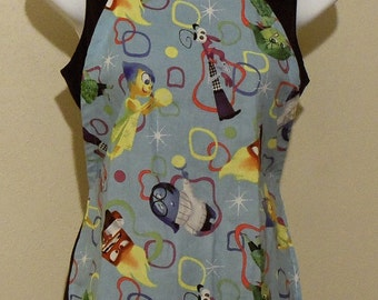 Handmade Inside Out Apron, Size M