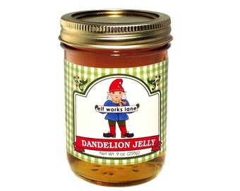 Elf Works Lane Dandelion Jelly