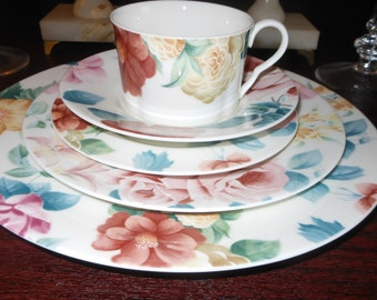 mikasa china palace meadow 5 piece setting mikasa bone china home and living kitchen and dining