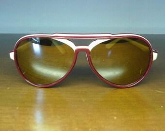 Vintage 1960's/1970's Snowland  Ski Sunglasses