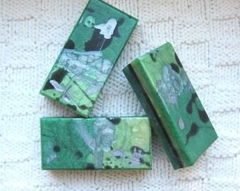 Cashmere Woods Glycerin Soap