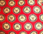 Set of two Navy, US Navy Emblem Clothing Protectors