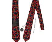 Men's tie, Liberty print Ros