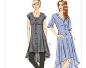 ON SALE Sz 16/18/20/22/24 - Vogue Separates Pattern V8983 - Misses' Tunic, Dress and Pants - Very Easy Vogue Patterns