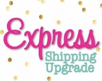 Expedited Shipping - Add On
