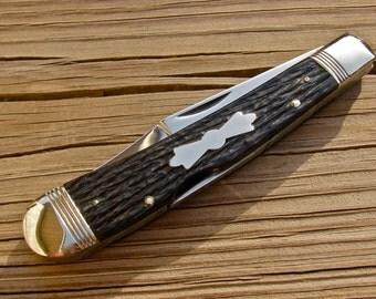 Vintage Winchester Pocket Knife