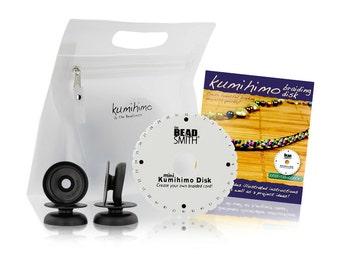 Kumihimo Starter Kit  -- On Sale Now!!