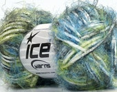 ICE Aster Blended Green Boutique Yarn