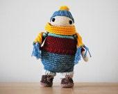 KARL TOFFELN - PDF Crochet Pattern - Amigurumi E-book