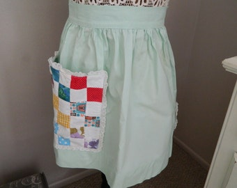 Beautiful Vintage Apron