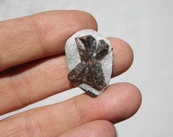 Staurolite Stone Specimen Fairy Cross