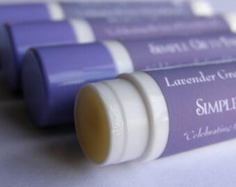 Lavendar Grapefruit Lip Balm (4 Pack) by Simple Gifts Farm